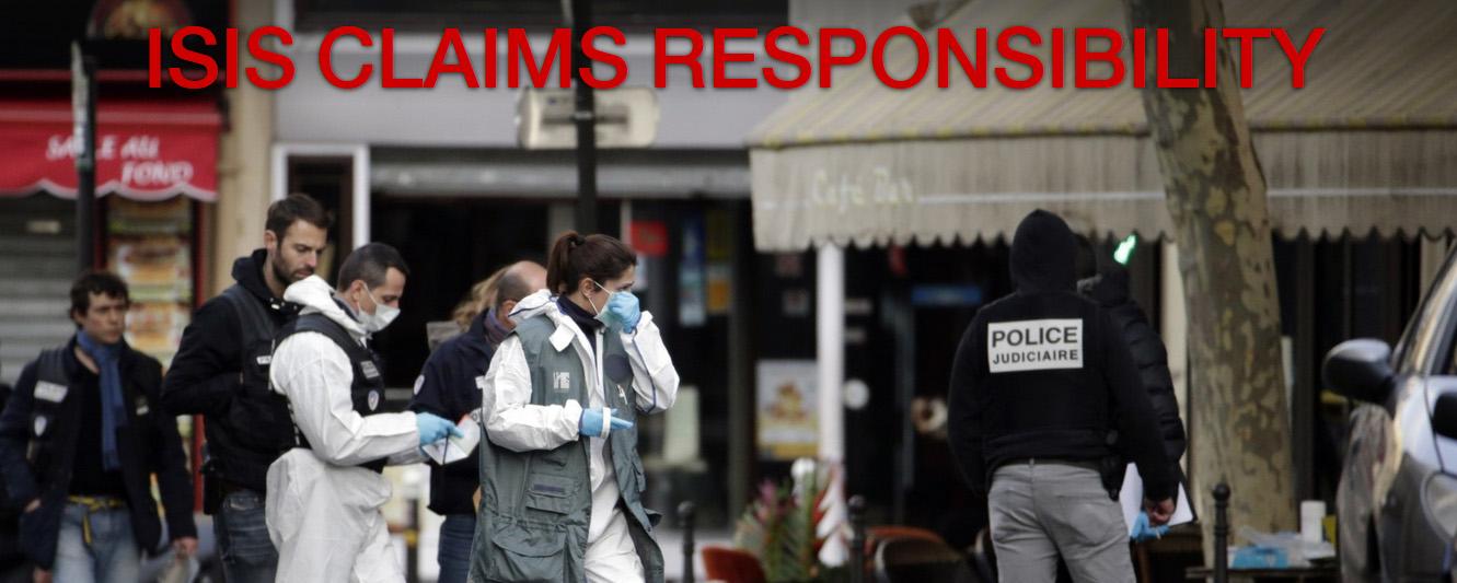 ISIS-Paris-Attack