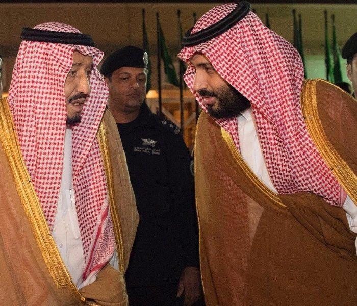 دبلوماسي في الرياض: القرار بشأن قضية الشرق الأوسط يتخذه الملك سلمان وليس ولي عهده